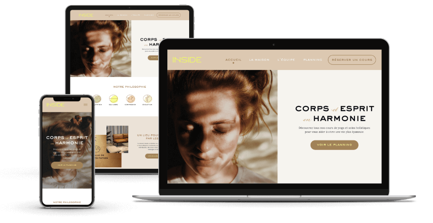 Flowy Studio - Web Design and SEO Portfolio